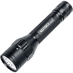 NEXTORCH Taschenlampe P5 Dual-LED Weiß & Infrarot-Licht
