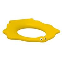 GEBERIT Bambini WC-Sitzring im Tierdesign gelb 573372000