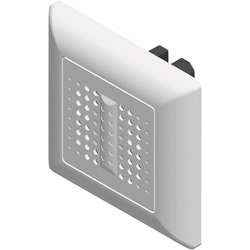 Grothe 43711 Läutewerk 8 - 12V 80 dBA Weiß