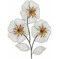 Home Affaire Wanddekoobjekt Blumenbouquet