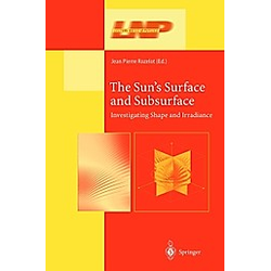 The Sun's Surface and Subsurface - Buch