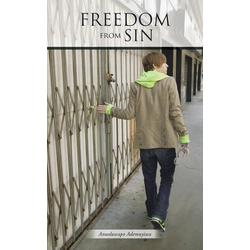 Freedom from Sin als Taschenbuch von Anuoluwapo Ademuyiwa