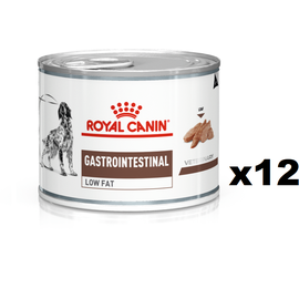 Royal Canin Gastro Intestinal Low Fat 12 x 200 g