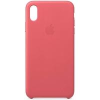 Apple iPhone XS Max Leder Case