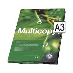 MULTICOPY Druckerpapier MultiCopy, Format DIN A3, 90 g/m²