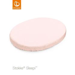 STOKKE® Sleepi™ Spannbettlaken Mini 80 cm Pink Bee
