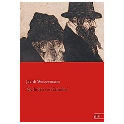 Die Juden von Zirndorf. Jakob Wassermann  - Buch