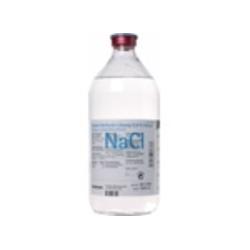 KOCHSALZLÖSUNG 0,9% Glasfl. 1000 ml