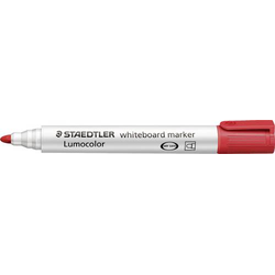 Staedtler 351-2 Lumocolor 351 Whiteboardmarker Rot