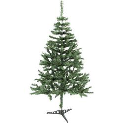 Europalms 83500295 Künstlicher Weihnachtsbaum Tanne Grün mit Ständer