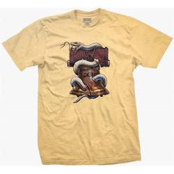 Tshirt DGK - Liberty Tee Squash (SQUASH) Größe: M