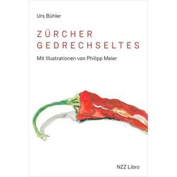 Zürcher Gedrechseltes als Buch von Urs Bühler