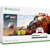 Xbox One S 1TB weiß + Forza Horizon 4 (Bundle) (EU Import)
