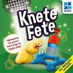 MEGABLEU Spiel, Knete Fete