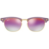Ray Ban Clubmaster Junior RJ9050S lilac-gold / lilac