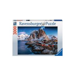 Ravensburger Puzzle Puzzle 3000 Teile, 121x80 cm, Hamnoy, Lofoten, Puzzleteile