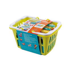Playgo Knete Dough Playset in Basket