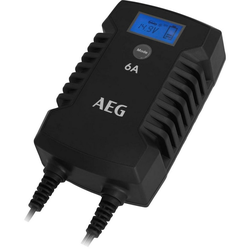 AEG LD6 Autobatterie-Ladegerät (6000 mA)