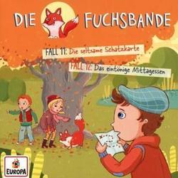 006/Fall 11: Die seltsame Schatzkarte/Fall 12: D