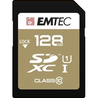 Emtec SDXC Gold+ 128GB Class 10