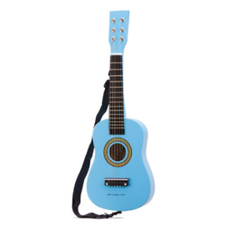 New Classic Toys Gitarre - Blau