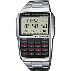 Casio 2888 DBC-32D-1AES Digitaluhr für Herren Mit Taschenrechner