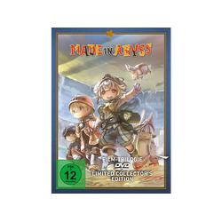 Made in Abyss - Die Film-Trilogie DVD