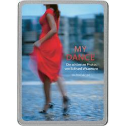 My Dance. 20 Postkarten