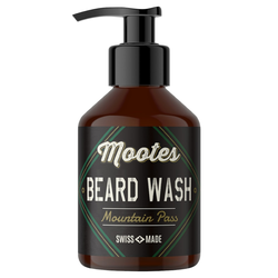 Mootes Beard Wash Mountain Pass
