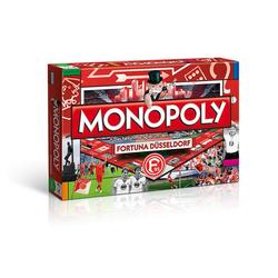 Winning Moves Spiel, Brettspiel Monopoly Fortuna Düsseldorf