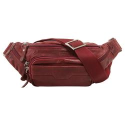 Bagan Gürteltasche rot Damen Handtaschen Taschen