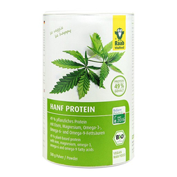 HANF PROTEINPULVER Bio 500 g