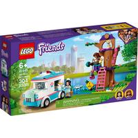 Lego Friends Tierrettungswagen 41445