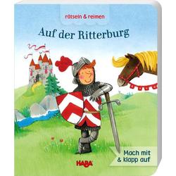 Rätseln & reimen -Auf der Ritterburg
