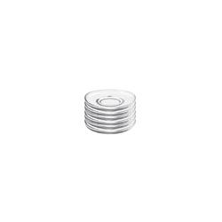 LEONARDO Glasuntersetzer Untersetzer 6er-Set Loop, 6-teilig, 6-tlg.