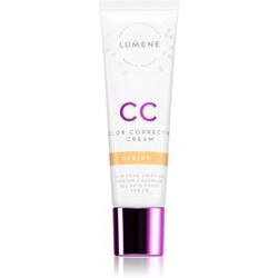 Lumene Color Correcting CC Cream für ein einheitliches Hautbild Farbton Medium 30 ml