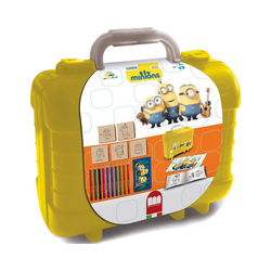 Minions Malvorlage MINIONS Travel Set