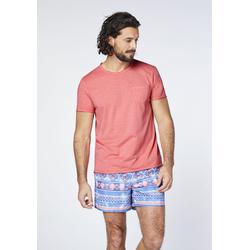 Chiemsee T-Shirt CHIEMSEE für Herren rosa Shirts
