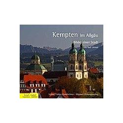 Kempten im Allgäu. Ralf Lienert  - Buch
