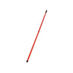 Teleskop-Metallstiel 130 cm, rot