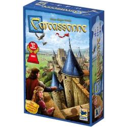 Asmodee Carcassonne neue Edition Carcassonne neue Edition HIGD0100
