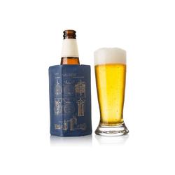 VACUVIN Wein- und Sektkühler Aktiv Bierkühler Motiv Bier Erfindungen