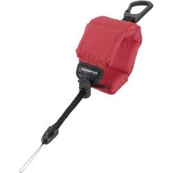Olympus CSH 09 rot schwimmender Handgurt Kamera Handschlaufe