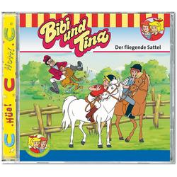 Kiddinx Hörspiel CD Bibi & Tina 09: Der fliegende Sattel