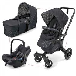 Concord Kinderwagenset Mobility-set Scout Cosmic Black