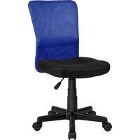 Bürostuhl Patrick schwarz/blau