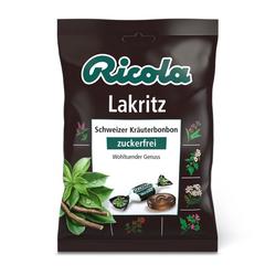 RICOLA o.Z.Beutel Lakritz Bonbons 75 g