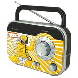 Soundmaster TR410DS - tragbares MW / UKW Radio