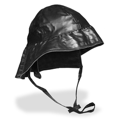 Mil-Tec Regenhut Südwester schwarz, Größe L/59-60