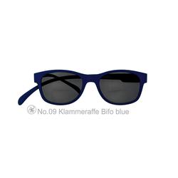 Sonnenbrille No.09 Klammeraffe SUN Bifokal blue